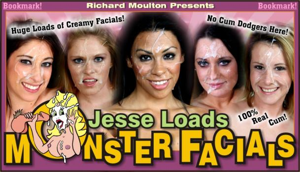 JesseLoadsMonsterFacials - HD SiteRip