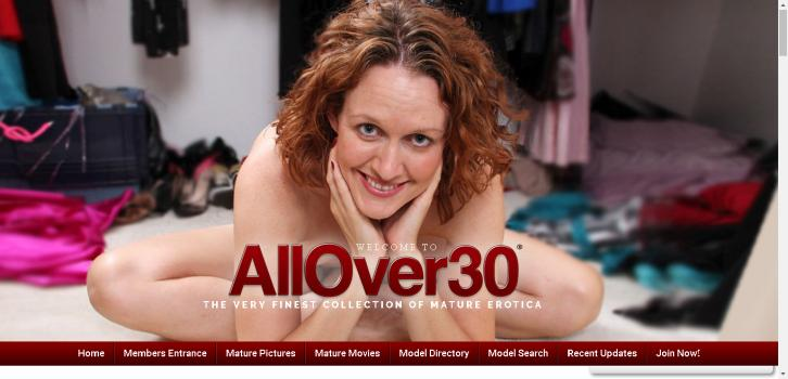 AllOver30 - HD SiteRip