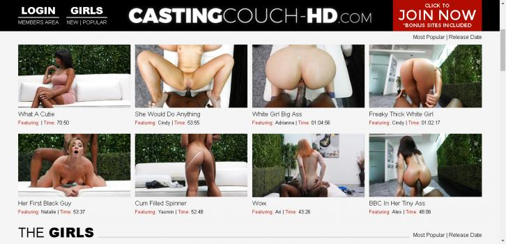 CastingCouch-HD - Siterip